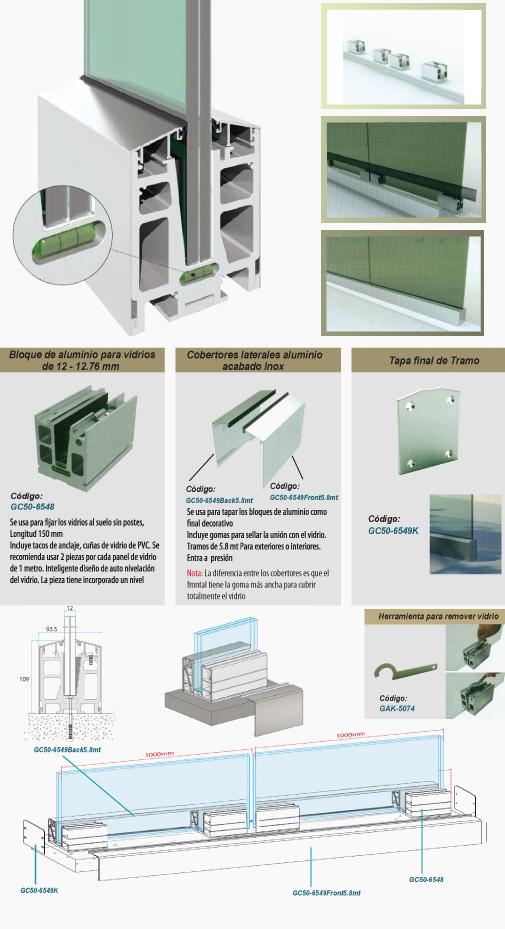 Quickglass Rails