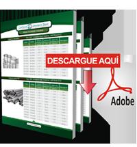 Catálogo Acero Inoxidable Industrial