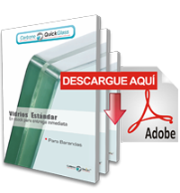 Quickglass Rails Catalog