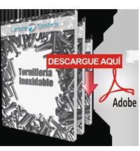 Catálogo Tornillería Inoxidable