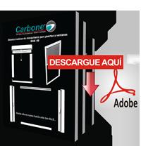 Catálogo Mosquiteros para Puertas y Ventanas