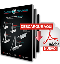 Catálogo Cierrapuertas Carbone