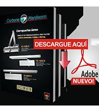 Catálogo Cierrapuertas Aéreos Geze