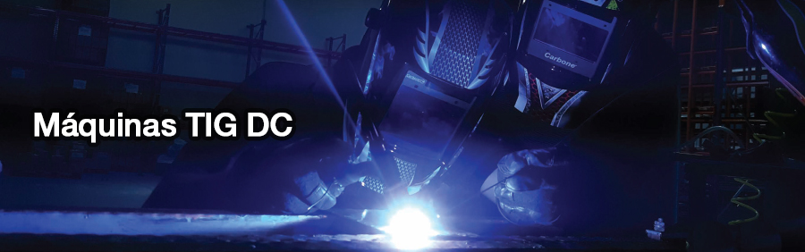 Maquinas TIG DC