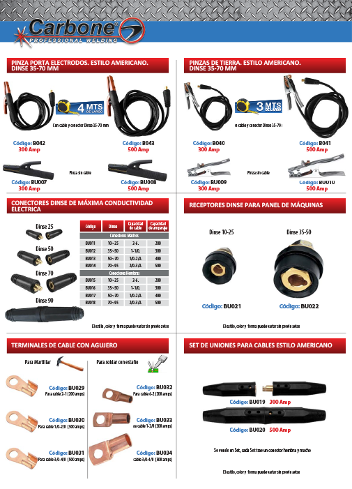 MMA Accessories and Consumables