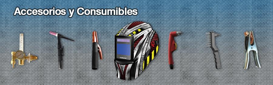 accesorios y consumibles