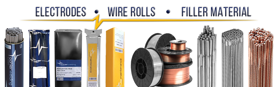 Electrodes and Filler Materials