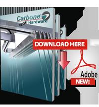 Elite Hardware for Tempered Glass