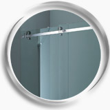 EOLO BATHROOM DOOR SYSTEM