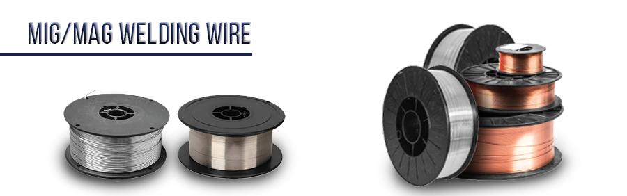 Welding Wire Rolls MIG MAG