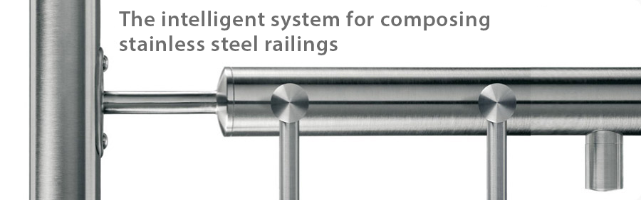 Stainless Steel Modular Railing Systems