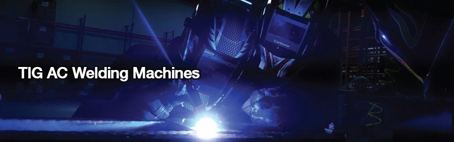 TIG AC Machines