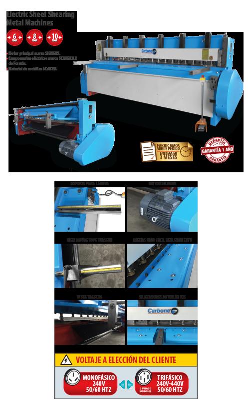 Hydraulic Sheet Shearing Machines