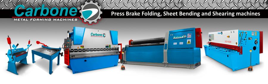 Press Brake Folding, Sheet Bending and Shearing