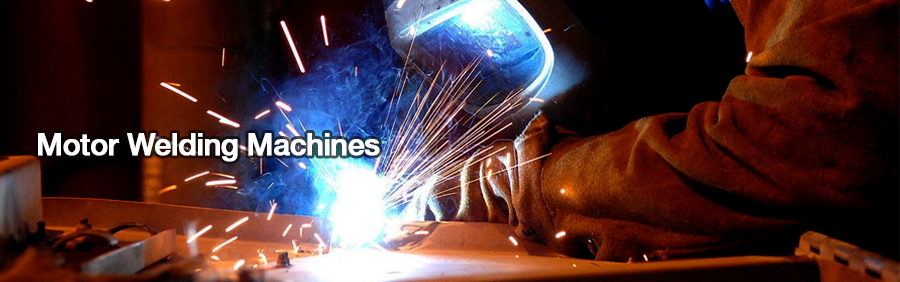 Motor Welding Machines