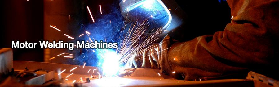 Motor Welding Machines