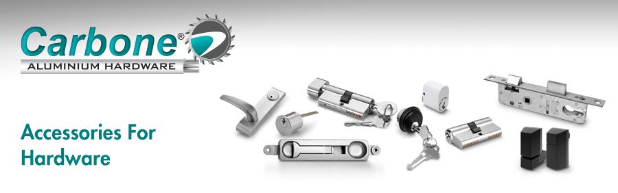Accessories for Aluminum Hardware
