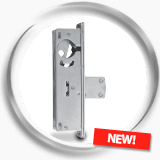 ALUMINUM DOOR LOCKS