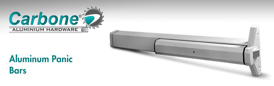 Aluminum Panic Bars