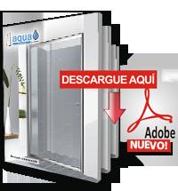 Catálogo Kit Puertas de baño Aqua