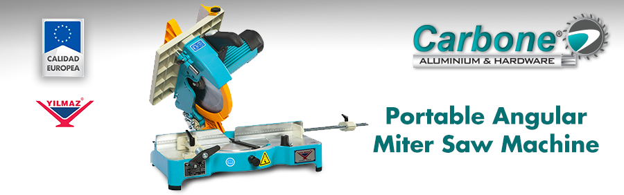 Portable Angular Miter Saw