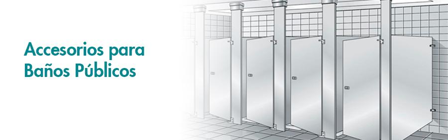 Accesorios para Baños Públicos y accesorios