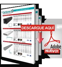 Catálogo Perfiles de Aluminio Normalizados
