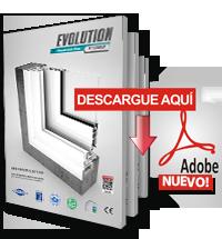 Catálogo Serie Perimetral Evolution de 70mm