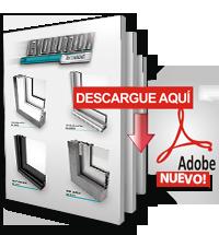 Catálogo Herrajes para Puertas de Aluminio