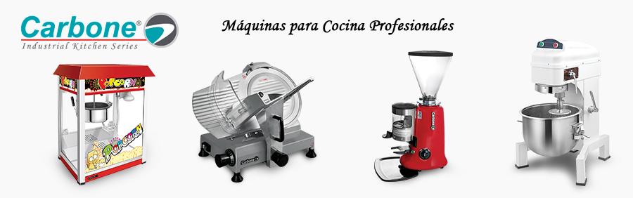 Empresas carbone m quinas para cocina profesionales for Maquinas de cocina