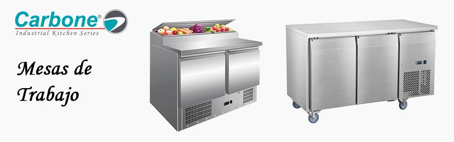 Refrigeradores y Congeladores Profesionales