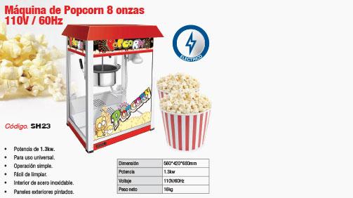 Maquina de Popcorn