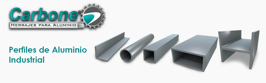 Empresas carbone perfiles de aluminio industrial en - Tipos de perfiles de aluminio ...
