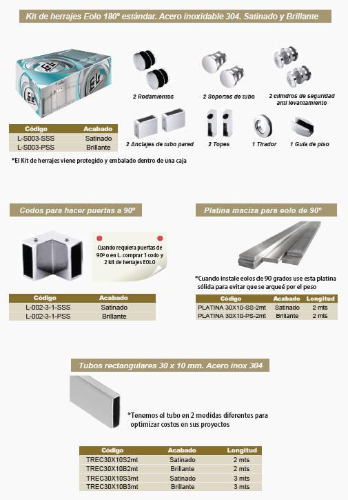 EOLO Bathroom Door System